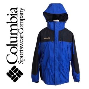 Men's Columbia XL Waterproof Ski Jacket NWT